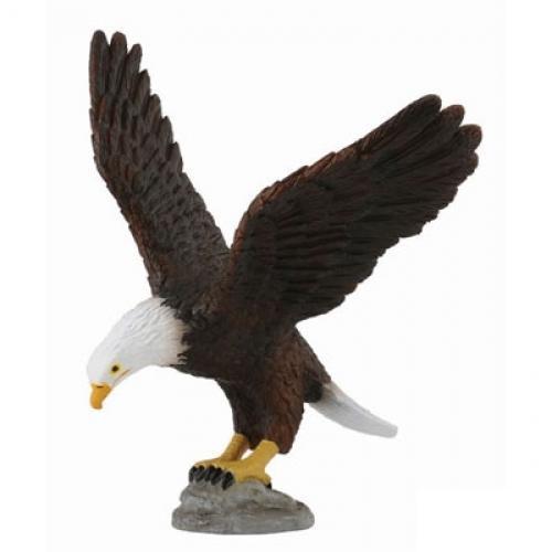 Фигурка Американского лысого орлаДикая природа (Wildlife)<br>Фигурка Американского лысого орла<br>