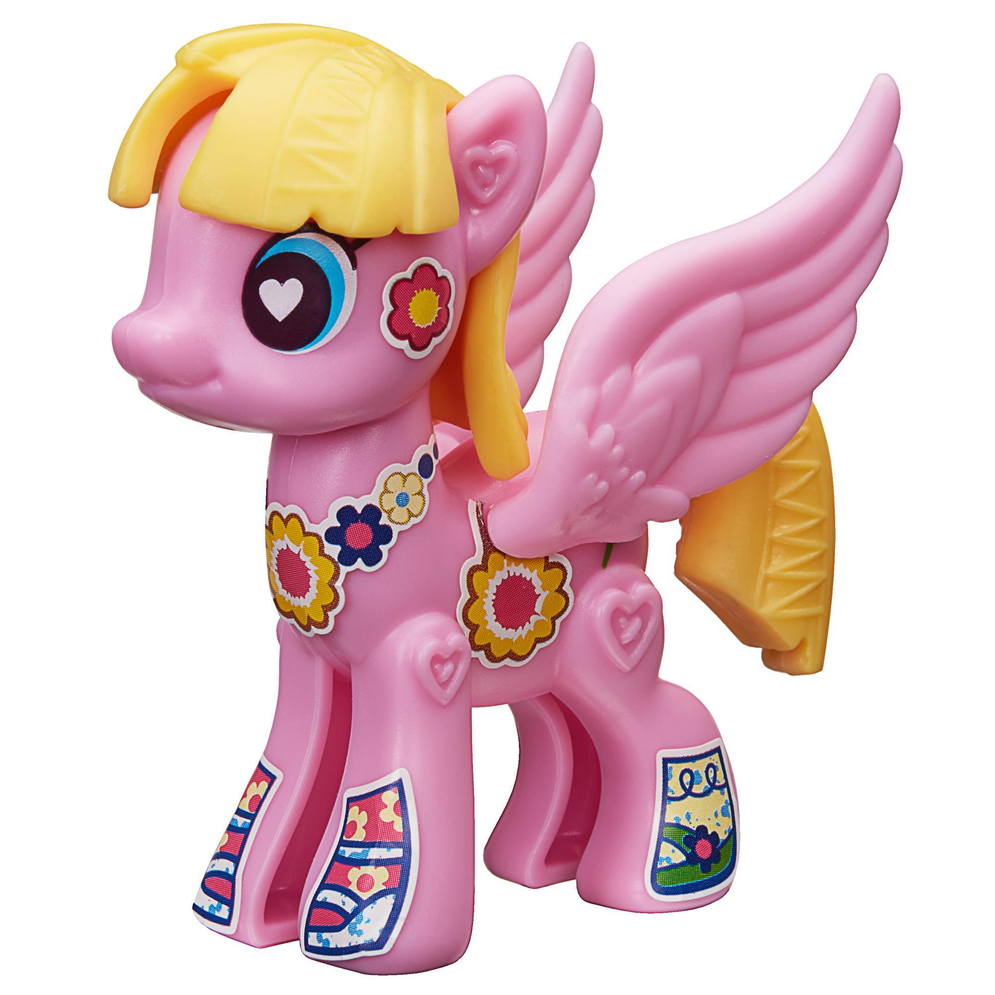 Набор из серии My Little Pony: Создай свою пони - Медоу ФлауэрМоя маленькая пони (My Little Pony)<br>Набор из серии My Little Pony: Создай свою пони - Медоу Флауэр<br>