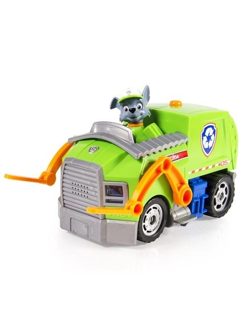 Большой автомобиль спасателя Рокки со звуком и светом «Щенячий патруль» - Щенячий патруль (Paw Patrol), артикул: 125067