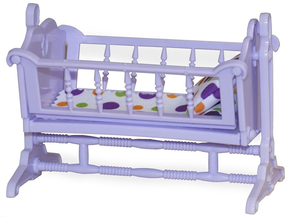 Колыбель - КонфеттиДетские кроватки для кукол<br>Колыбель - Конфетти<br>