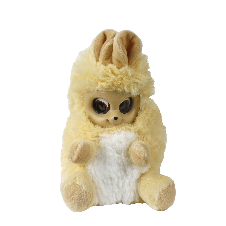 Купить Мягкая игрушка из серии Пушастик Bush Baby, бежевая