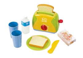 Набор игровой с тостеромАксессуары и техника для детской кухни<br>Набор игровой с тостером<br>