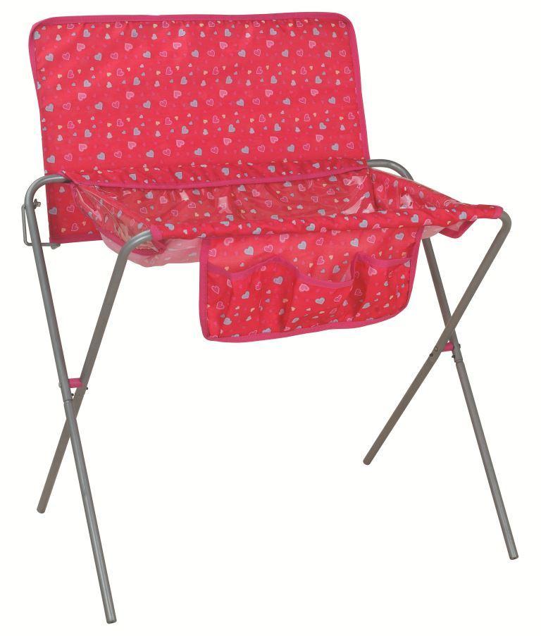 Пеленальный столик для кукол из серии Buggy Boom LoonaДетские кроватки для кукол<br>Пеленальный столик для кукол из серии Buggy Boom Loona<br>