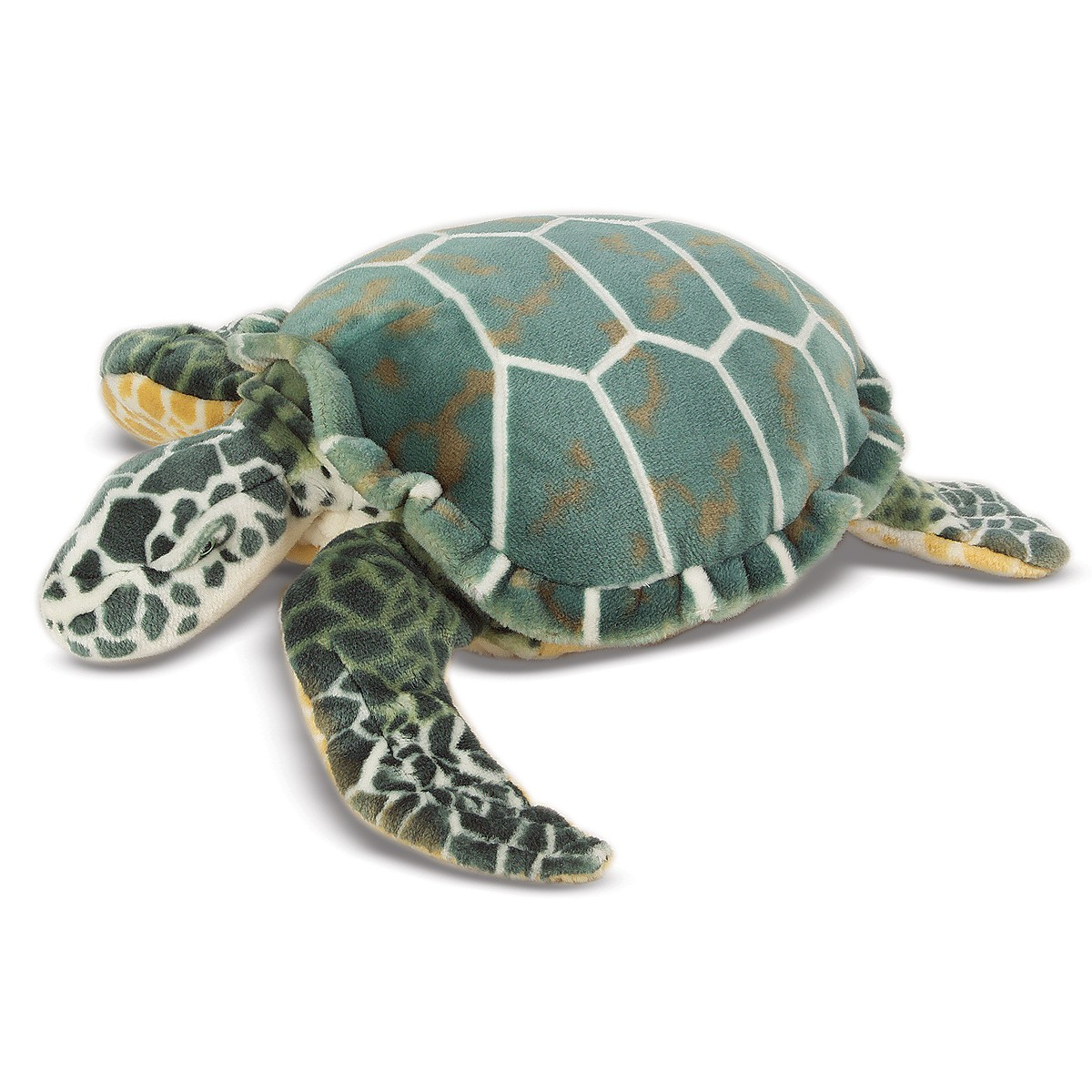 Мягкая игрушка - ЧерепахаЖивотные<br>Мягкая игрушка - Черепаха<br>