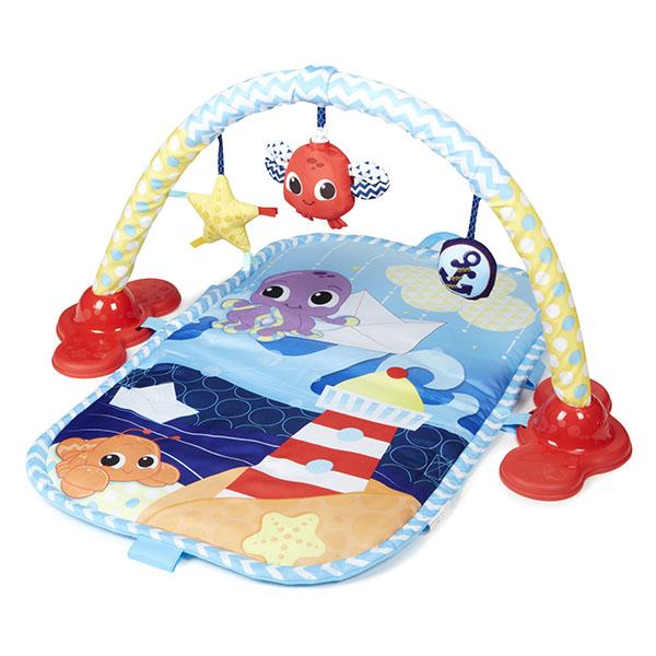 Купить Развивающий коврик - Soothe'n Spin, Little Tikes