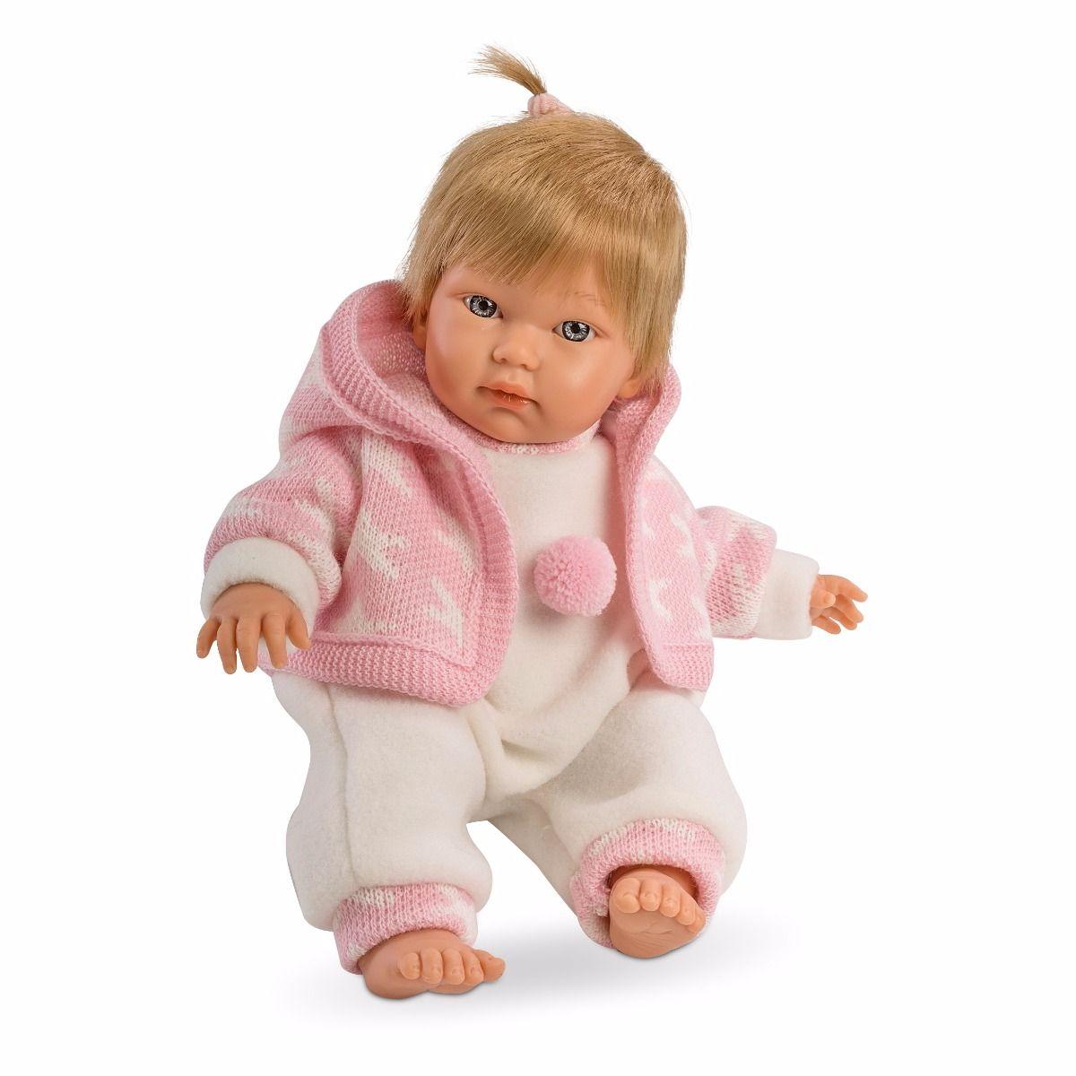 Кукла Кука, 30 смИспанские куклы Llorens Juan, S.L.<br>Кукла Кука, 30 см<br>