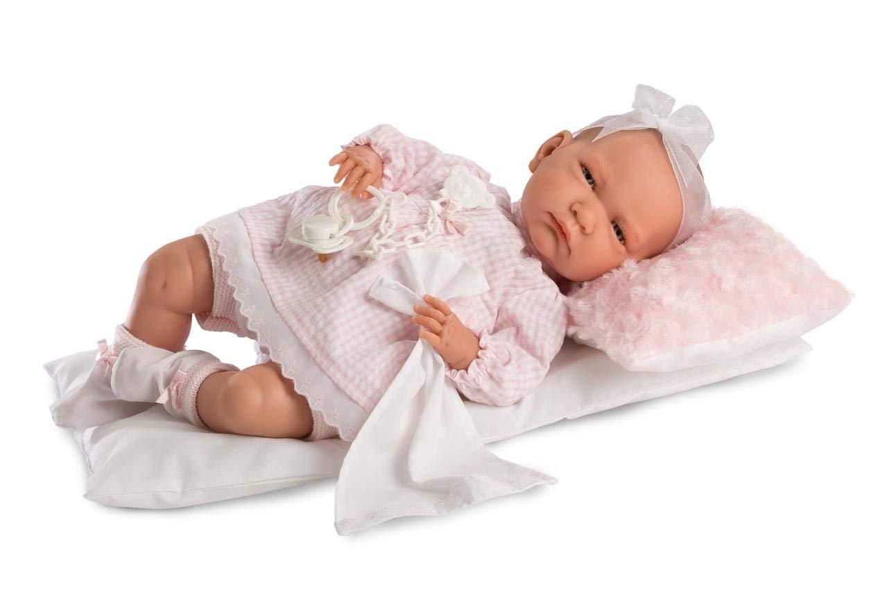 Купить Интерактивная кукла Лала 42 см., со звуком, Llorens Juan