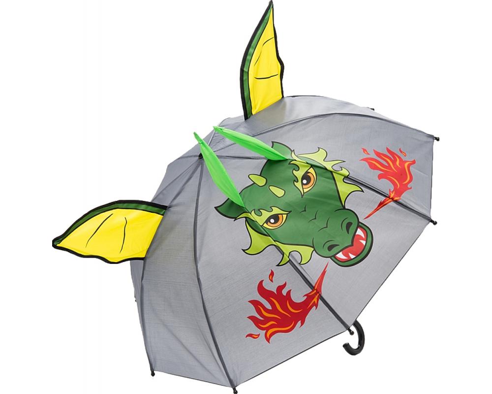 Зонт детский Дракон, 46 смДетские зонты<br>Зонт детский Дракон, 46 см<br>