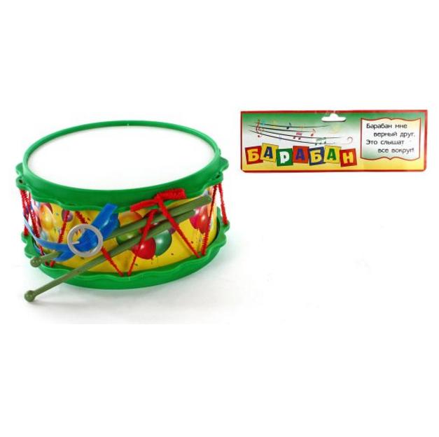 Детский барабан – ДругБарабаны, маракасы<br>Детский барабан – Друг<br>