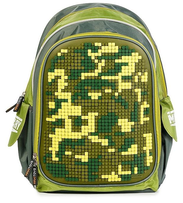 Рюкзак - Хаки с пикселямиДетские рюкзаки<br>Рюкзак - Хаки с пикселями<br>