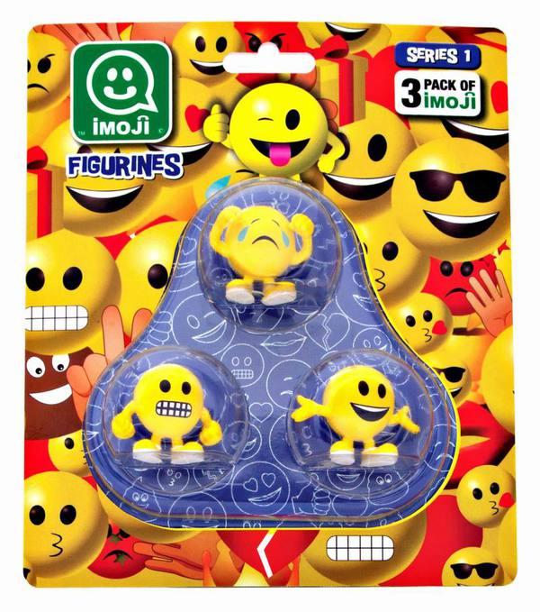 Фигурка Imoji, 3 штуки в наборе, серия 1МУЛЬТ ГЕРОИ<br>Фигурка Imoji, 3 штуки в наборе, серия 1<br>