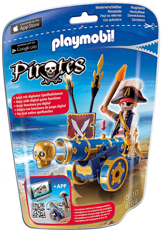 Игровой набор из серии Пираты - Синяя интерактивная пушка с офицером пиратовПираты<br>Игровой набор из серии Пираты - Синяя интерактивная пушка с офицером пиратов<br>