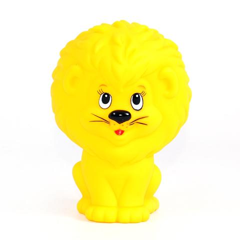 Игрушка для ванной «Львенок», 12 см, в сеткеИгрушки для ванной<br>Игрушка для ванной «Львенок», 12 см, в сетке<br>