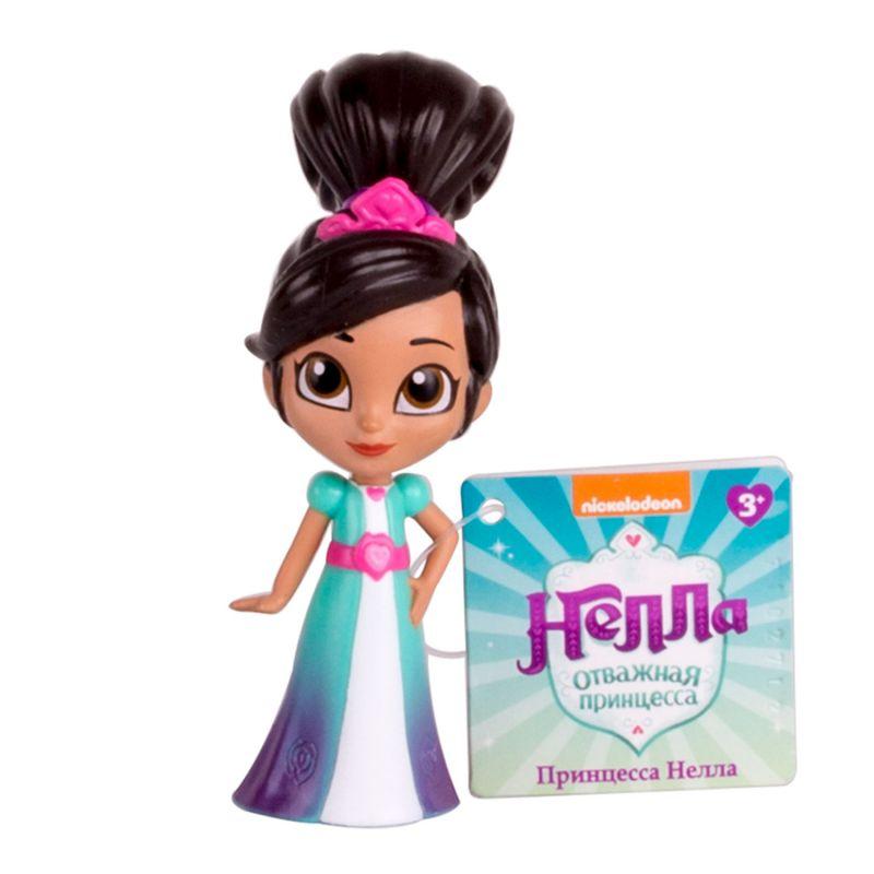 Фигурка - Принцесса НеллаНелла - отважная принцесса (Nella the Princess Knight)<br>Фигурка - Принцесса Нелла<br>