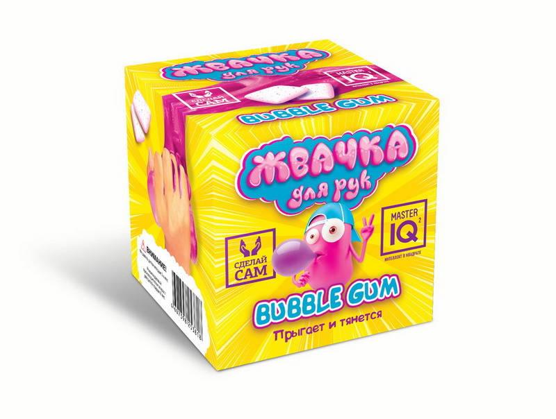 Набор сделай своими руками - Жвачка для рук Bubble gum