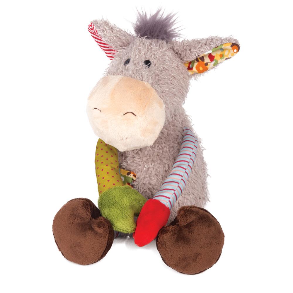 Мягкая игрушка  Ослик Веня, 22 см - Животные, артикул: 172251