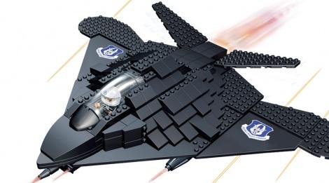Детский конструктор  Самолёт - Самолеты, службы спасения, артикул: 113578