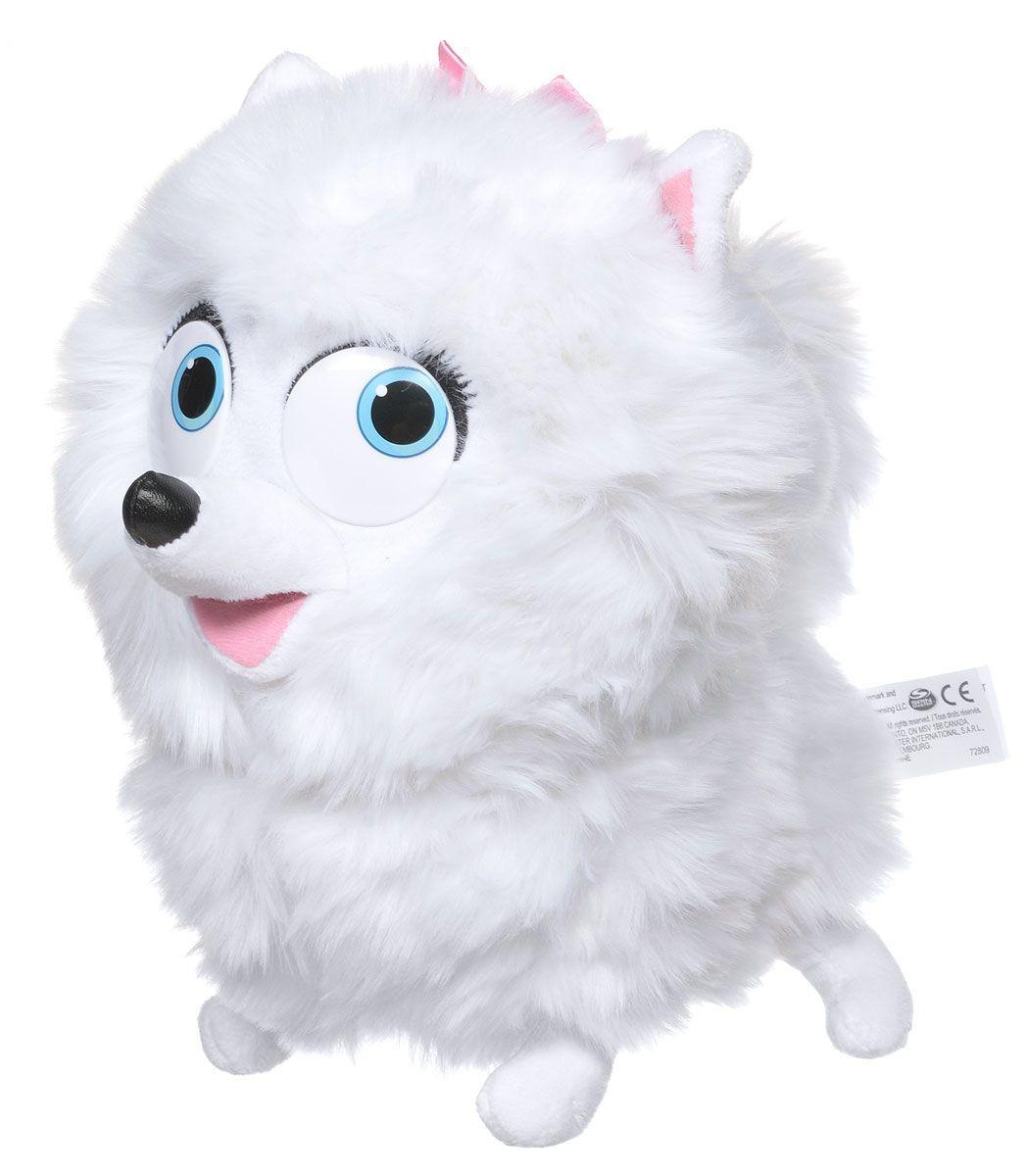Мягкая игрушка Secret Life of Pets. Шпиц GIDGETТайная жизнь домашних животных (Secret Life of Pets)<br>Мягкая игрушка Secret Life of Pets. Шпиц GIDGET<br>