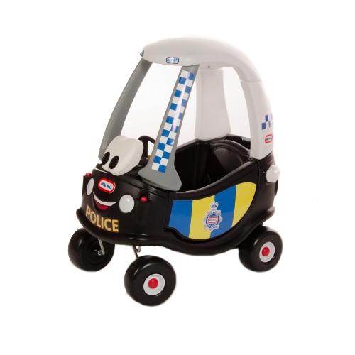 Каталка «Полиция», чернаяМашинки-каталки для детей<br>Каталка «Полиция», черная<br>