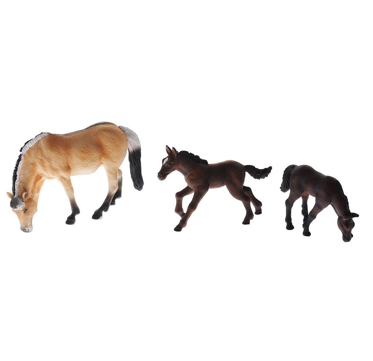 Набор Animal Planet - Лошади, малыйЛошади (Horse)<br>Набор Animal Planet - Лошади, малый<br>