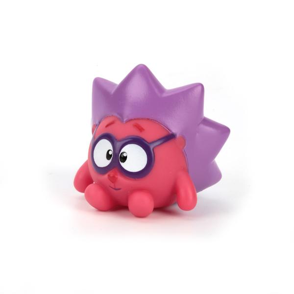 Фигурка для ванной Смешарики - ЕжикРезиновые игрушки<br>Фигурка для ванной Смешарики - Ежик<br>