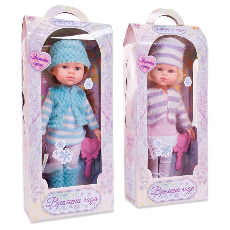 Кукла из серии Времена года, 2 видаПупсы<br>Кукла из серии Времена года, 2 вида<br>