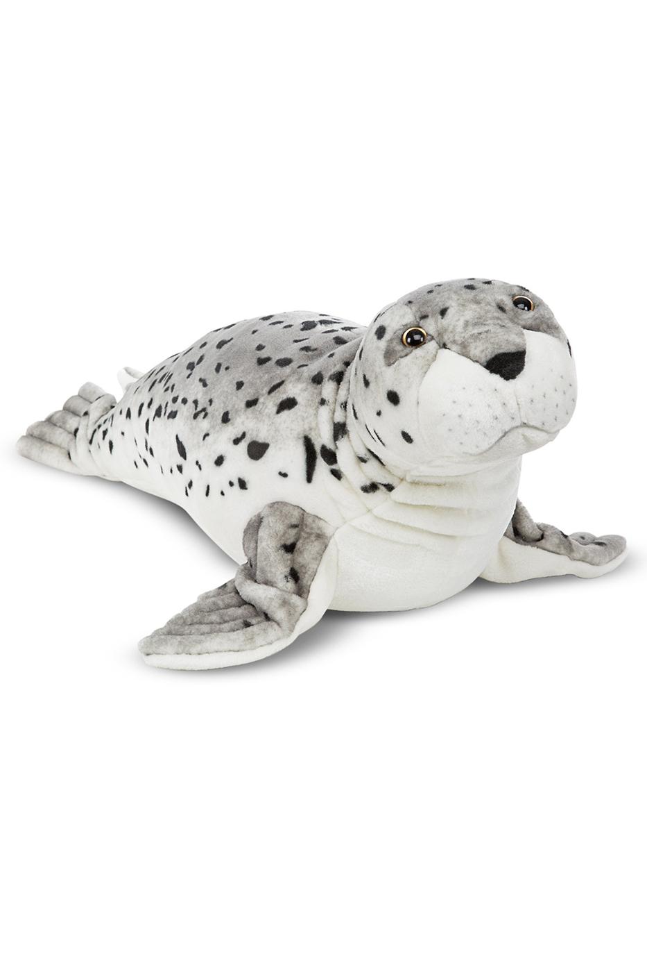Мягкая игрушка - Морской котикДикие животные<br>Мягкая игрушка - Морской котик<br>
