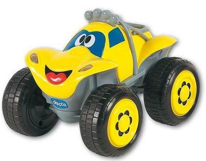 """Машинка """"Билли – большие колеса"""" желтаяИгрушки на дистанционном управлении<br>Машинка """"Билли – большие колеса"""" желтая<br>"""