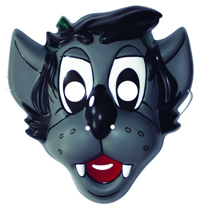 Как сделать маску волка своими руками фото