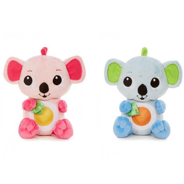 Мягкая игрушка - Спокойная Коала, световые и звуковые эффектыГоворящие игрушки<br>Мягкая игрушка - Спокойная Коала, световые и звуковые эффекты<br>