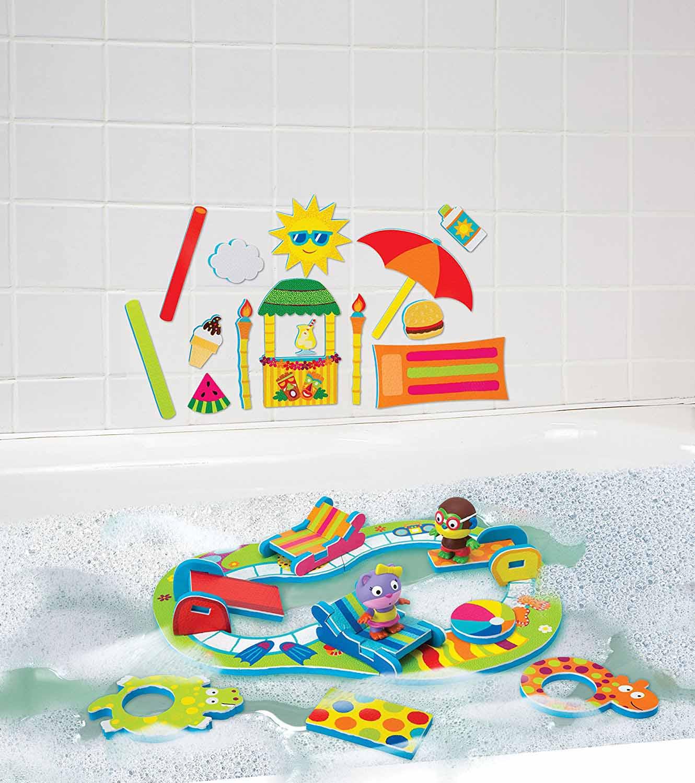 Игрушка для ванны - Пляжная вечеринкаРазвивающие игрушки<br>Игрушка для ванны - Пляжная вечеринка<br>