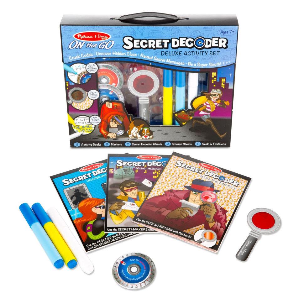 Набор юного шпиона «Прояви цвета» - Шпионские игрушки. Наборы секретного агента, артикул: 138350