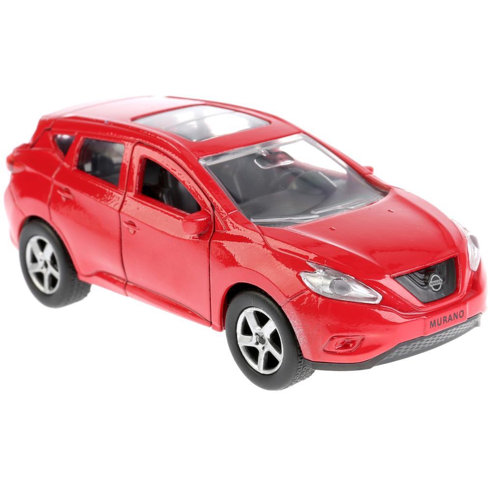 Купить со скидкой Машина металлическая Nissan Murano микс, 12 см, открываются двери, инерционная