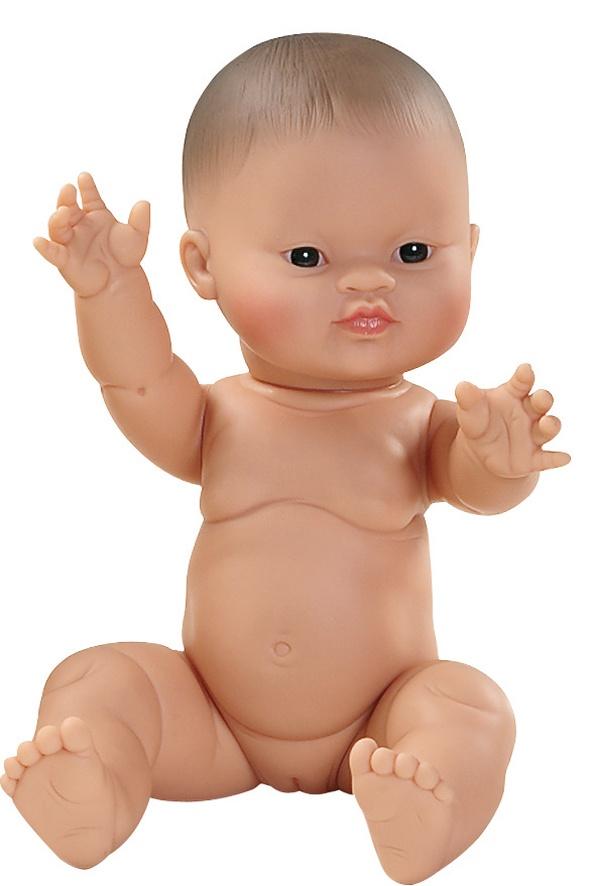 Купить Кукла Горди без одежды, 34 см, девочка, Paola Reina