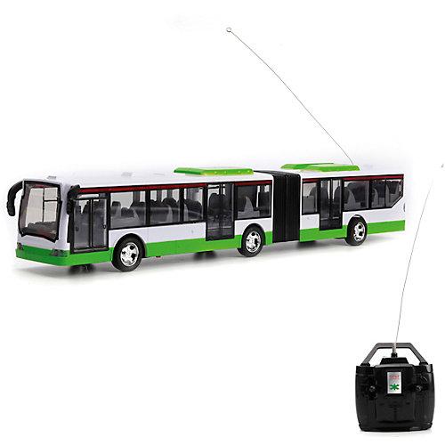 Автобус городской на радиоуправлении, со светом и звукомАвтобусы, трамваи<br>Автобус городской на радиоуправлении, со светом и звуком<br>
