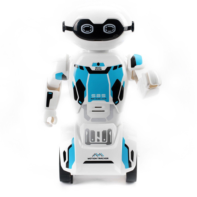 картинка Робот Макробот, синий от магазина Bebikam.ru