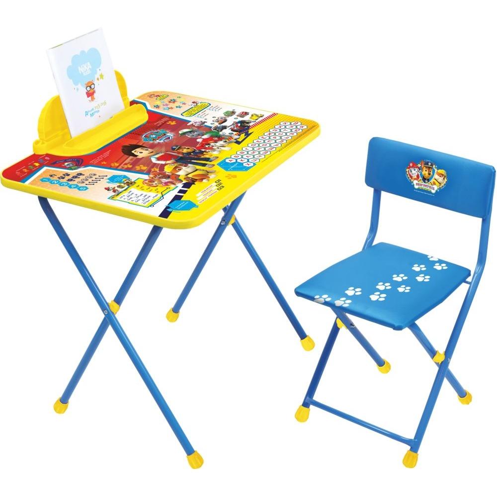 Набор детской мебели – Щенячий патрульДетские мольберты и парты<br>Набор детской мебели – Щенячий патруль<br>