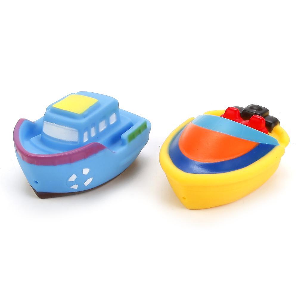 Игрушки для ванной – 2 катера, Играем вместе  - купить со скидкой