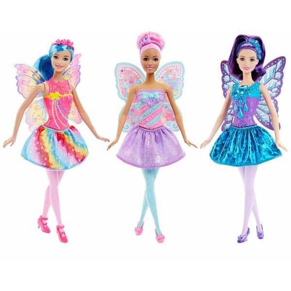 Barbie® Куклы-феиКуклы Barbie (Барби)<br>Barbie® Куклы-феи<br>