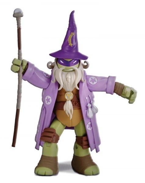 Фигурка Черепашки-ниндзя - Волшебник Донни, 12 см.Черепашки Ниндзя<br>Фигурка Черепашки-ниндзя - Волшебник Донни, 12 см.<br>