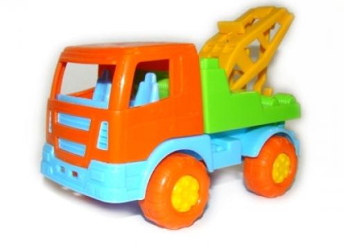 Игрушечный эвакуатор ТёмаМашинки для малышей<br>Игрушечный эвакуатор Тёма<br>
