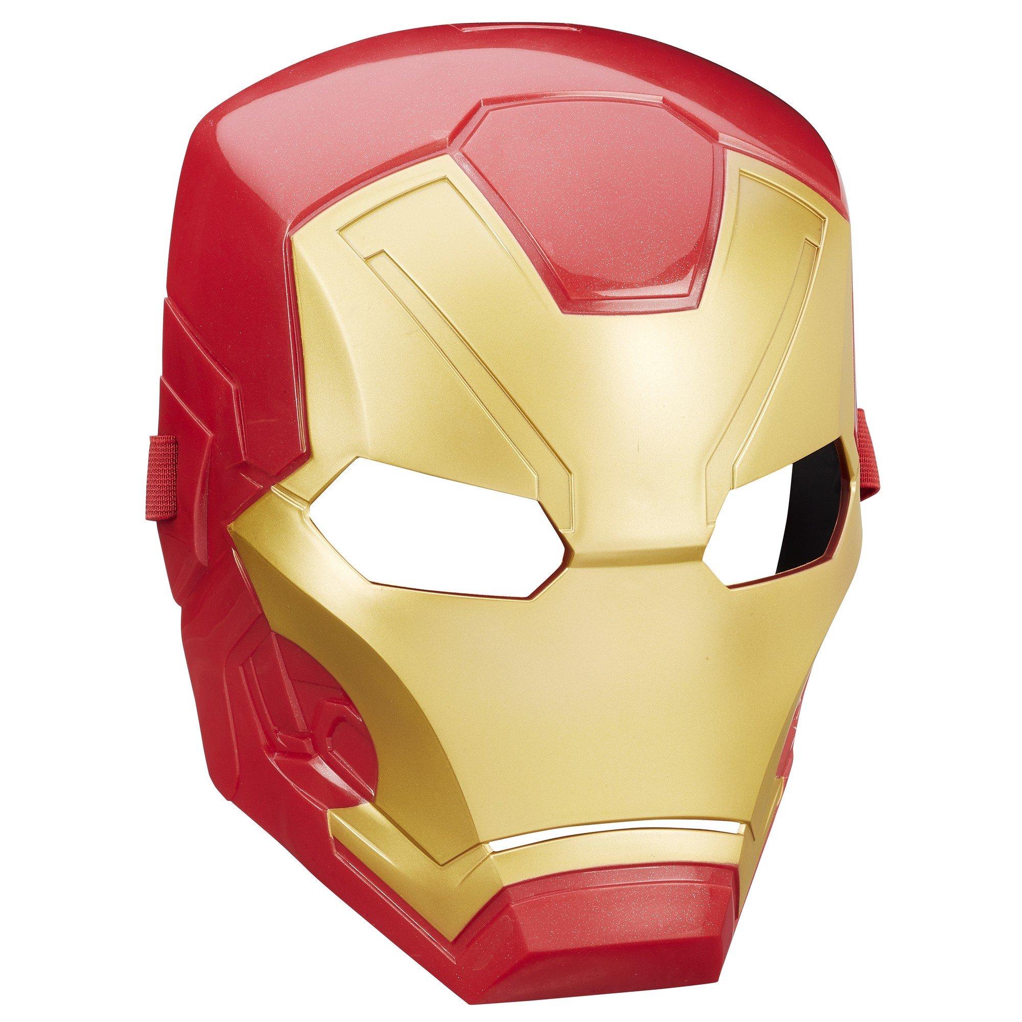 Маска из серии Marvel Первый мститель: Противостояние - Железный человекAvengers (Мстители)<br>Маска из серии Marvel Первый мститель: Противостояние - Железный человек<br>