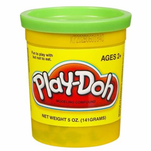 Купить Play Doh. 1 банка пластилина, Hasbro