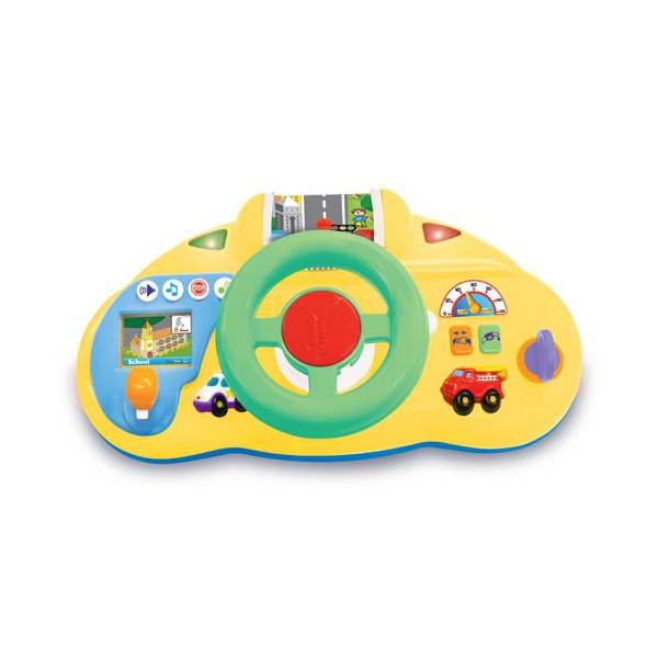 Развивающий центр - Забавное вождениеРазвивающие игрушки KIDDIELAND<br>Развивающий центр - Забавное вождение<br>