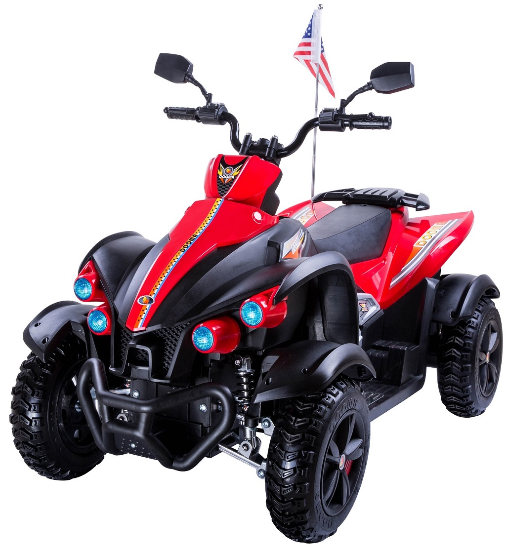 Купить Квадроцикл 268b ToyLand, цвет красный