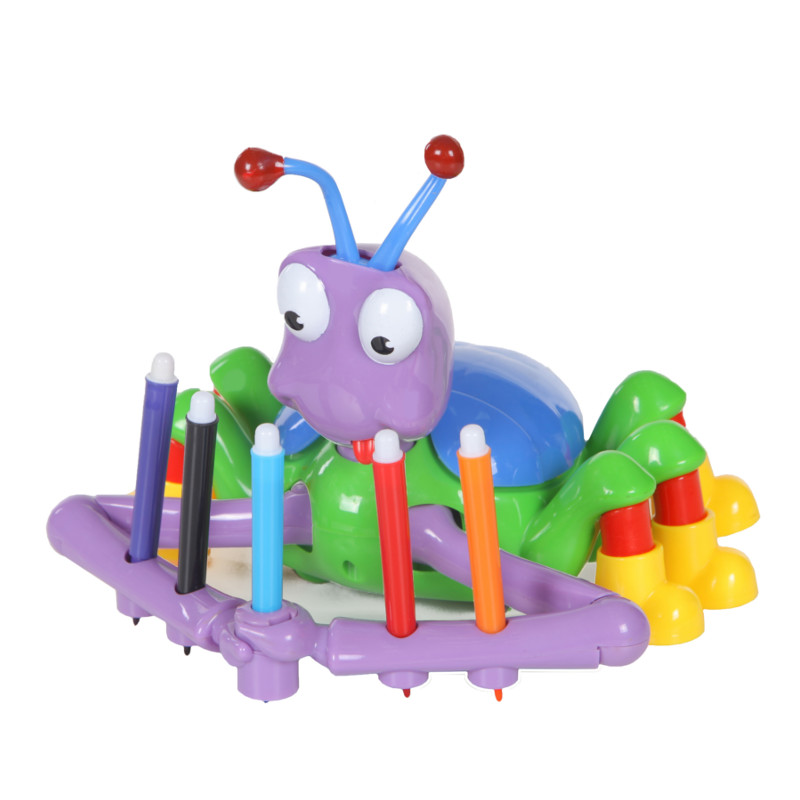 Муравей-художникПрочие интерактивные игрушки<br>Муравей-художник<br>