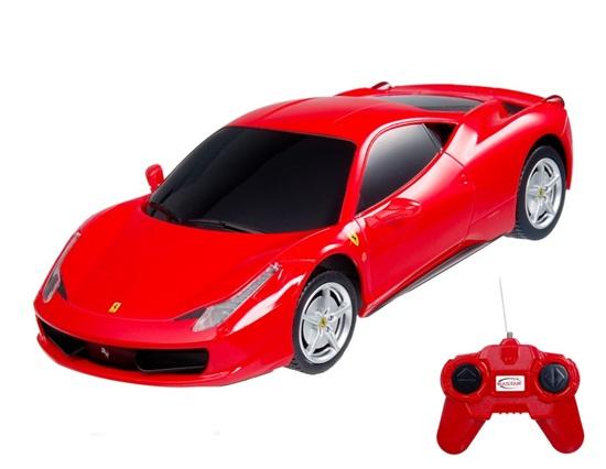 Купить Радиоуправляемая машина Ferrari 599 GTO, масштаб 1:24, Rastar