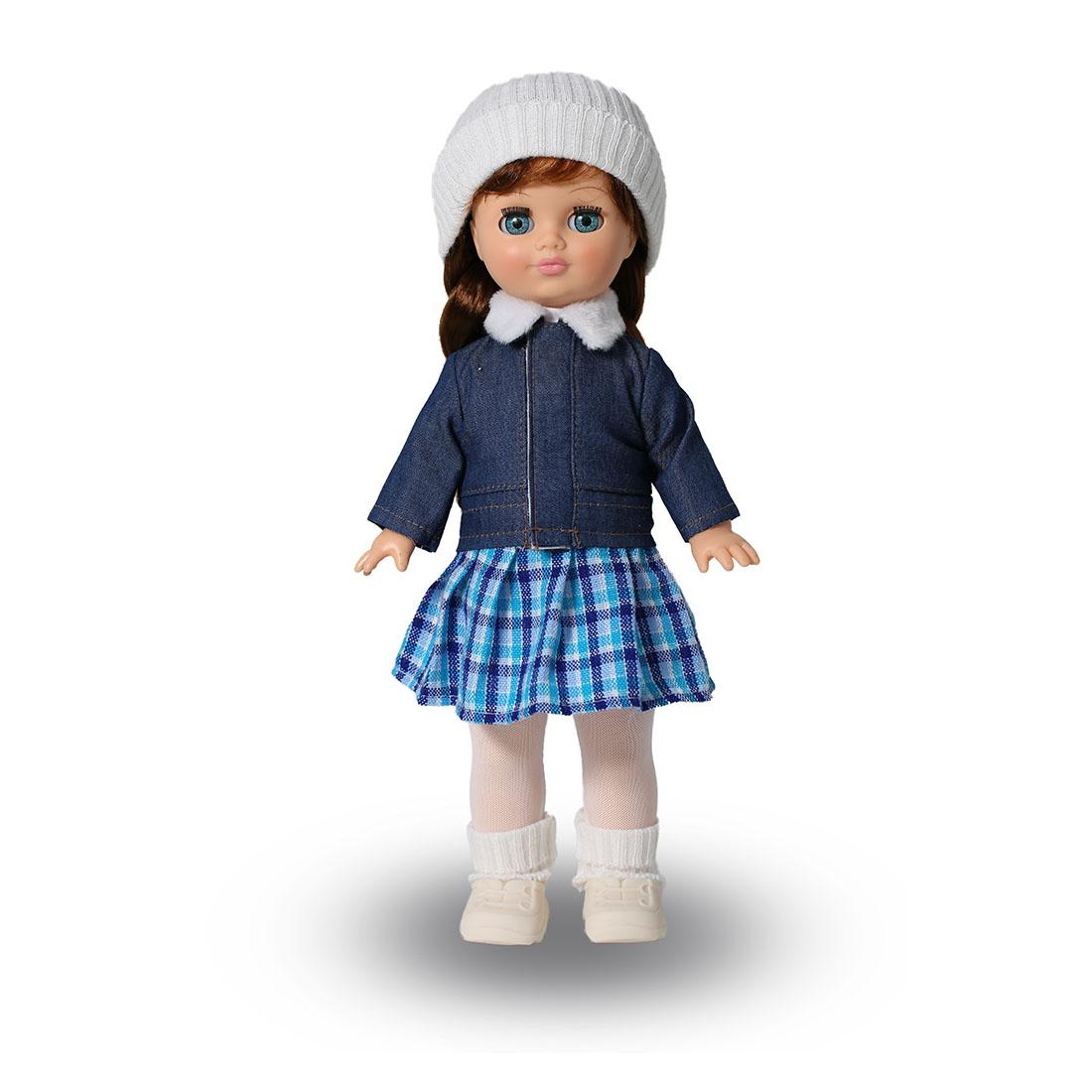 Кукла Маргарита 14, озвученная 38 смРусские куклы фабрики Весна<br>Кукла Маргарита 14, озвученная 38 см<br>