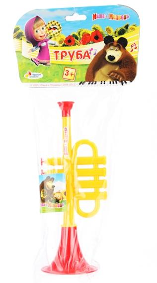 Купить со скидкой Труба «Маша и Медведь»