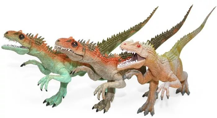 Фигурка динозавра  Заурофагнакс с двигающейся пастьюЖизнь динозавров (Prehistoric)<br>Фигурка динозавра  Заурофагнакс с двигающейся пастью<br>